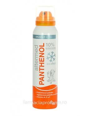 PANTHENOL SPRAY FORTE 10% ICE