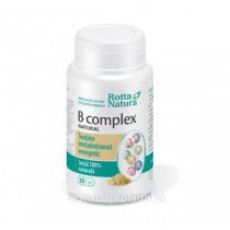 B-COMPLEX NATURAL 30 capsule
