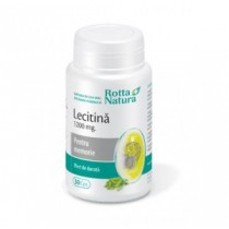 LECITINA 1200MG 90 capsule