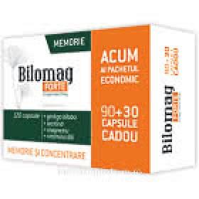 BILOMAG FORTE  - MEMORIE - 90+30 capsule GRATIS