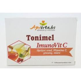 TONIMEL IMUNOVITC 10fiole API VITALIS