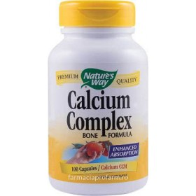 CALCIUM COMPLEX BONE FORM. 100 capsule