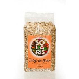 FULGI DE GRAU 500 grame SOLARIS - punga -