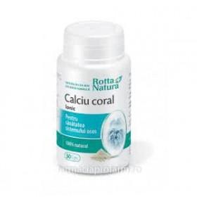 CALCIU CORAL IONIC 30 capsule
