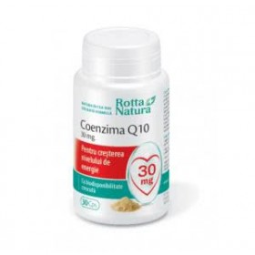 COENZIMA Q10 30MG 30 capsule