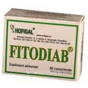 FITODIAB  60 comprimate