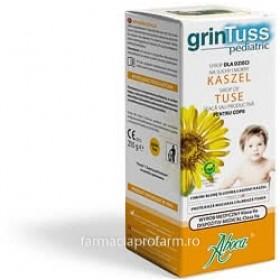 GRINTUSS TUSE SIROP COPII 180 grame