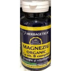 MAGNEZIU ORGANIC 30 capsule