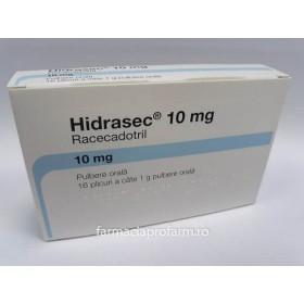 HIDRASEC 10 mg x 16 PULB. PT. SOL. ORALA 10mg LABFURNSAS
