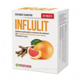 INFLULIT 30 comprimate