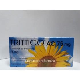 Trittico AC 75 mg x 2 blist. x 15 compr. elib. prel.