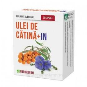 ULEI DE CATINA + IN 30  capsule