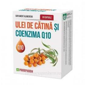 ULEI CATINA + Q10 30 capsule