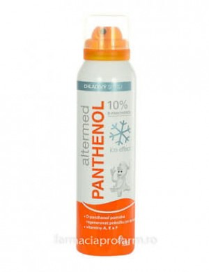 PANTHENOL SPRAY FORTE 10% ICE