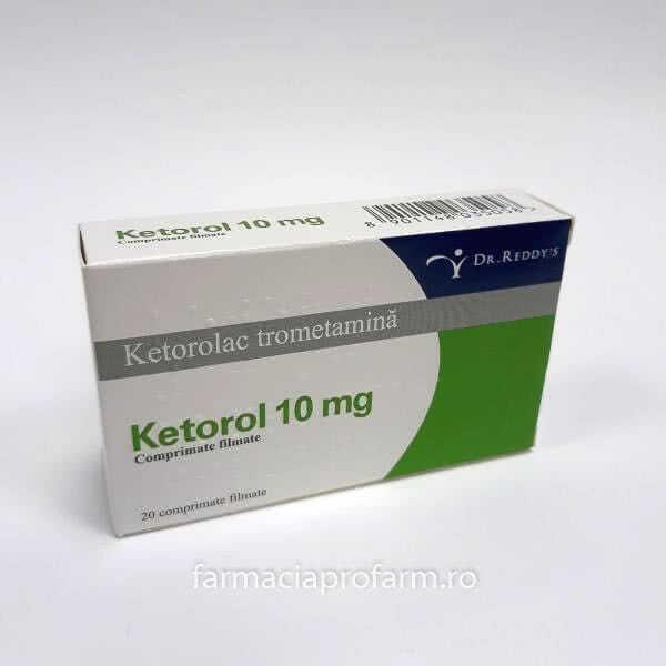 ketorol prospect pastile)