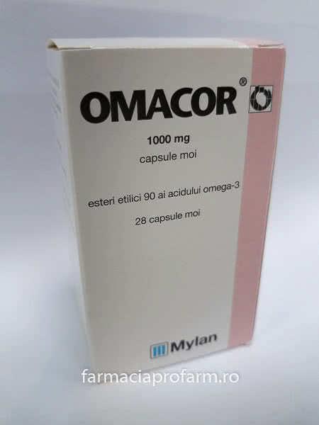 omacor pret